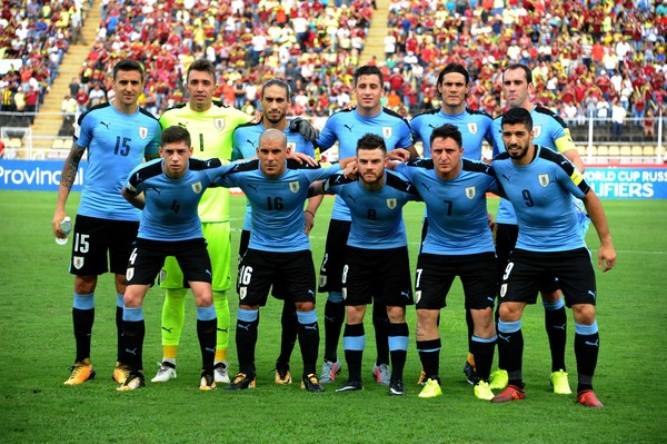 Venezuela+v+Uruguay+FIFA+2018+World+Cup+Qualifier+Tvt2zi7tPUQl